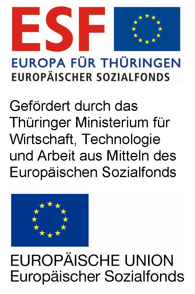 TheoPrax wurde von 2008 bis 2015 durch den ESF gefördert.